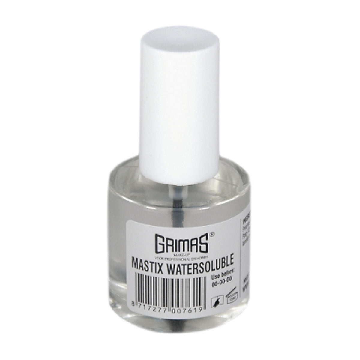 Grimas Mastix Watersoluble Adhesive - Red Carpet FX - Professional Makeup