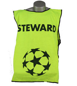Champions League Steward Vest