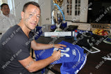 "John Terry Signed ""Terry 26"" Chelsea Home Shirt 2014/2015 Framed"