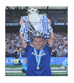 John Terry Signed Limited Edition Canvas