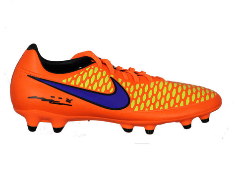 John Terry Signed New Orange Nike Majista Boot