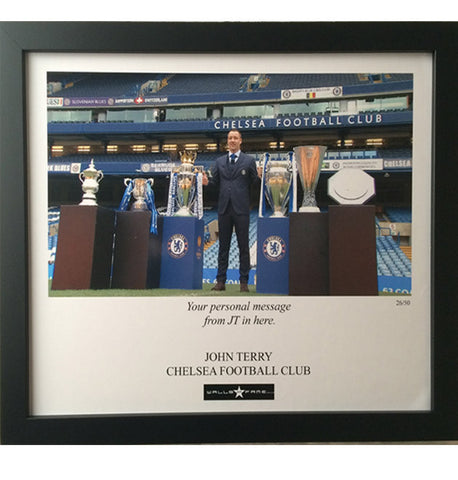 Personalised Gift From John Terry