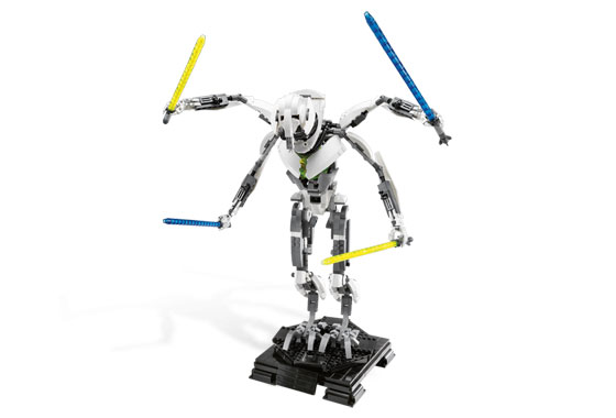 10186-1 LEGO (Used) General Grievous - UCS
