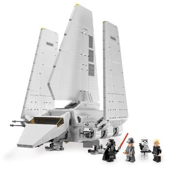 10212 LEGO (used) Imperial Shuttle - UCS