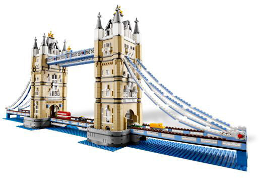 10214 LEGO (Used) Tower Bridge