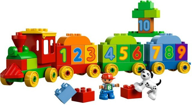 10558-1 LEGO (Used) Number Train