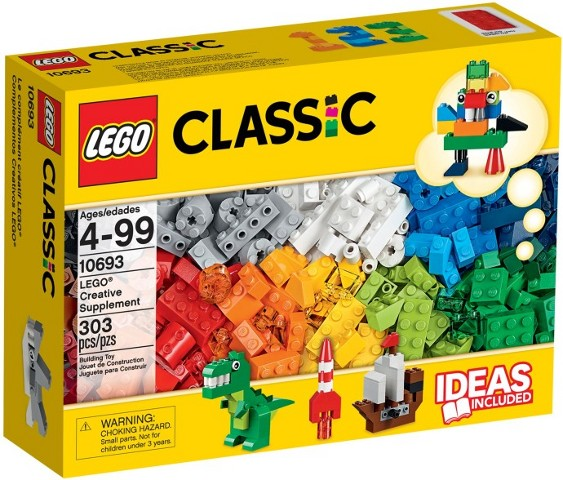 10693-1 LEGO Creative Supplement