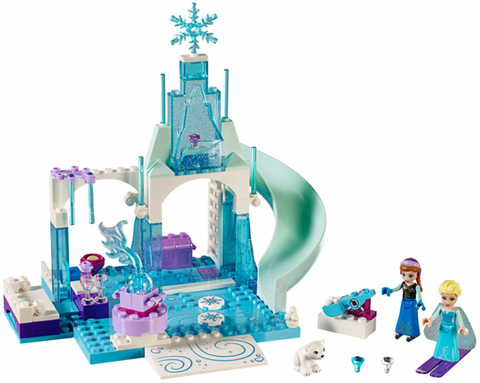 10736-1 LEGO (used) Anna and Elsa's Frozen Playground