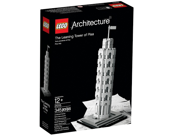 21015-1 LEGO The Leaning Tower of Pisa