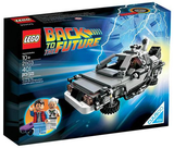 21103-1 LEGO (used) The DeLorean Time Machine