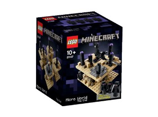 21107-1 LEGO Minecraft Micro World - The End