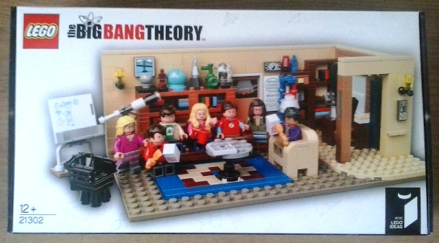 31302-1 LEGO Big Bang Theory