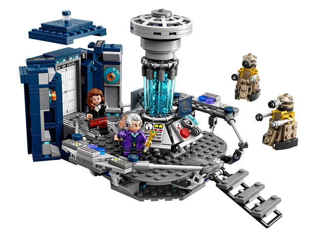 21304 LEGO (used) Doctor Who