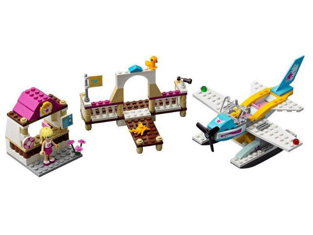 3063-1 LEGO (used) Heartlake Flying Club