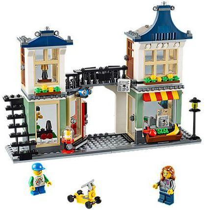 31036-1 LEGO (Used) Toy & Grocery Shop