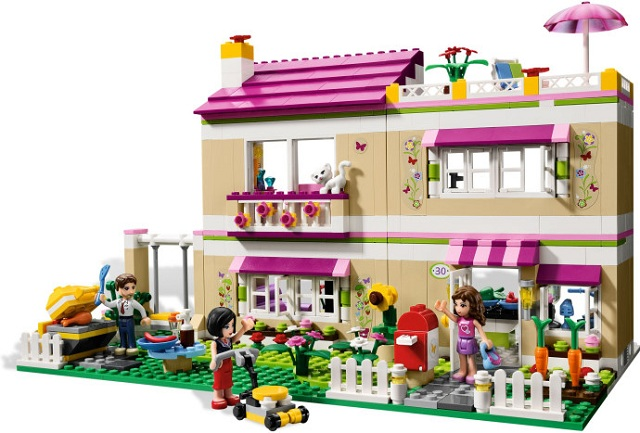 3315-1 LEGO (Used) Olivia's House