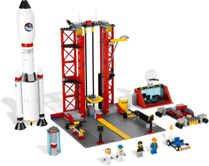 3368-1 LEGO (Used) Space Center