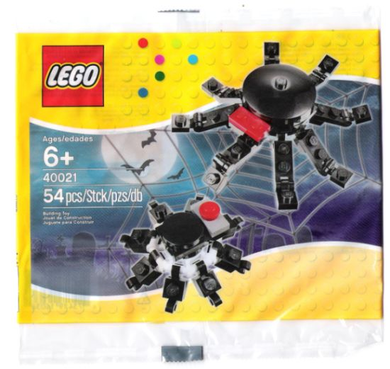 40021-1 LEGO Spiders Set polybag