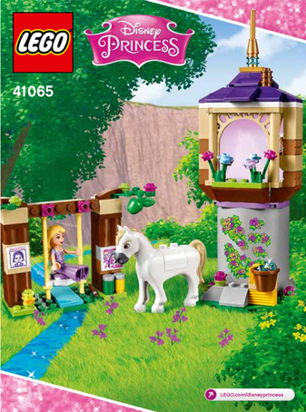 41065-1 LEGO Rapunzel's Best Day Ever