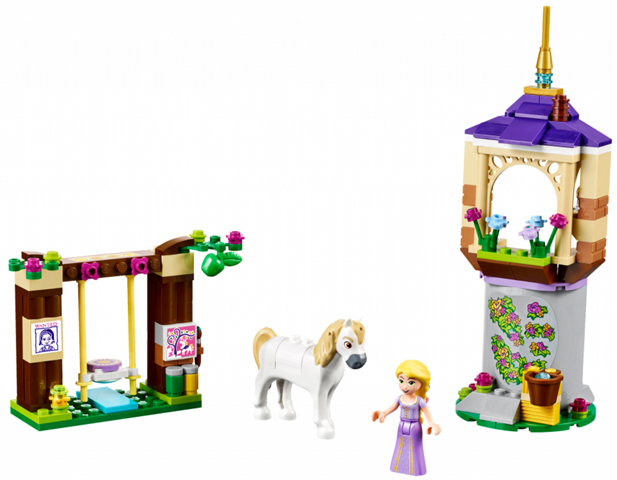 41065-1 LEGO (used) Rapunzel's Best Day Ever