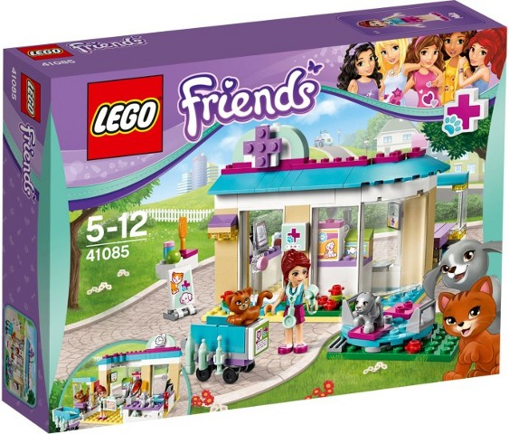 41085-1 LEGO Animal Care Clinic