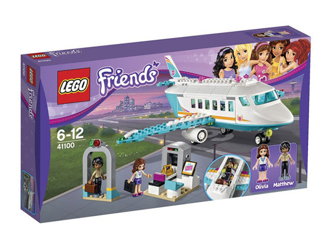 41100-1 LEGO Heartlake Private Jet