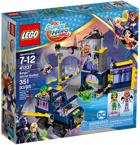 41237 LEGO Batgirl Secret Bunker