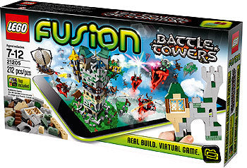 21205-1 LEGO Fusion Battle Towers
