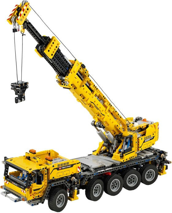42009-1 LEGO (used) Technic Mobile Crane Mk II