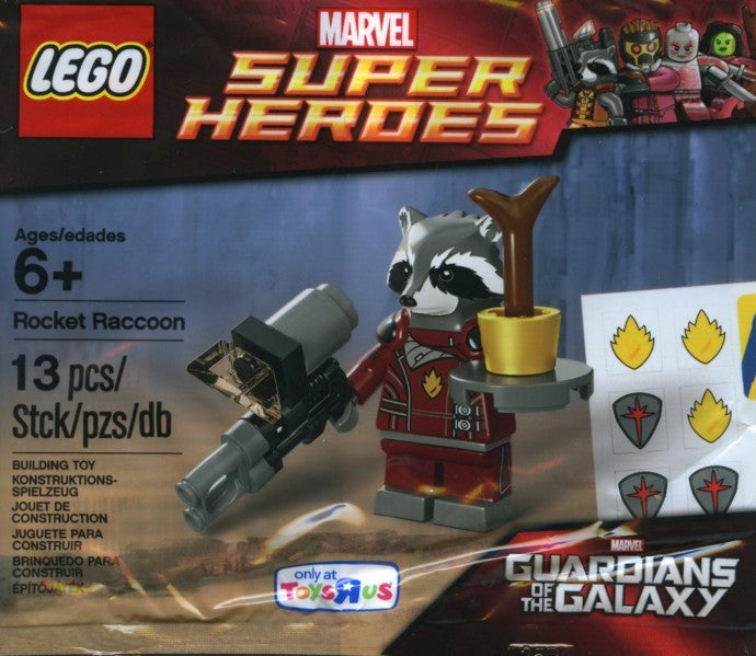 5002145-1 LEGO Rocket Raccoon polybag