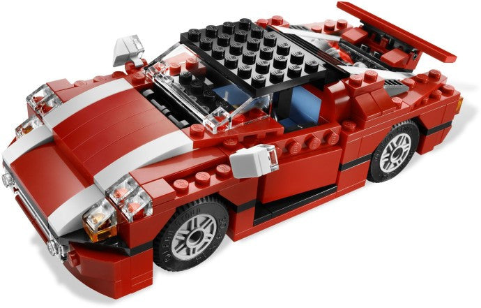 5867-1 LEGO (Used) Super Speedster