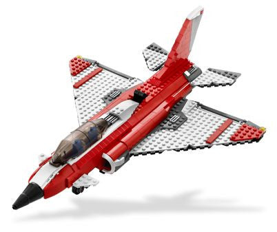 5892-1 LEGO (Used) Sonic Boom
