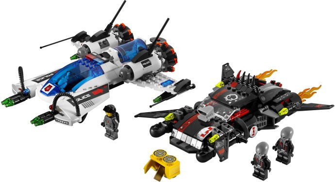 5973-1 LEGO (Used) Hyperspeed Pursuit