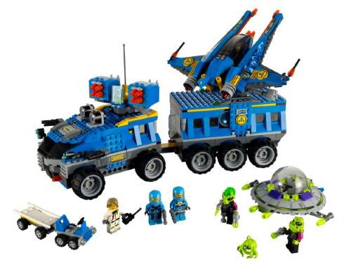 7066-1 LEGO (Used) Earth Defense HQ