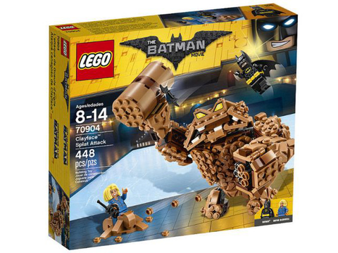 70904 LEGO Clayface Splat Attack