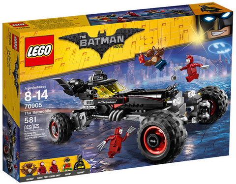 70905-1 LEGO The Batmobile