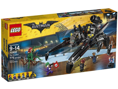 70908 LEGO The Scuttler