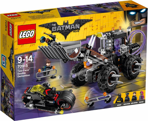 70915 LEGO Two-Face double Demolition