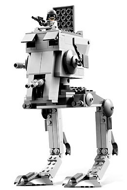 7657-1 LEGO (Used) AT-ST