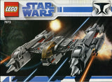 7673-1 LEGO (Used) Magna Guard Starfighter