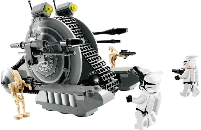 7748-1 LEGO (Used) Corporate Alliance Tank Droid