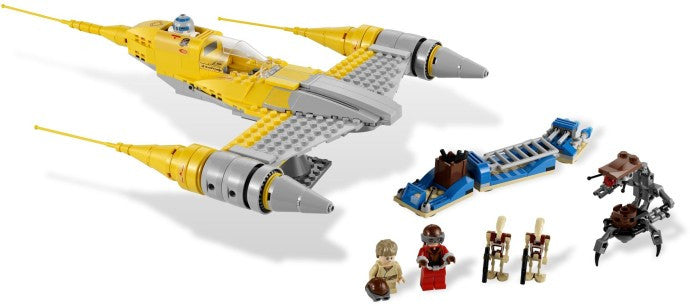 7877-1 LEGO (Used) Naboo Starfighter