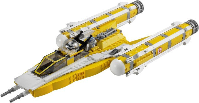 8037-1 LEGO (Used) Anakin's Y-wing Starfighter