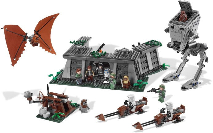 8038-1 LEGO (Used) The Battle of Endor