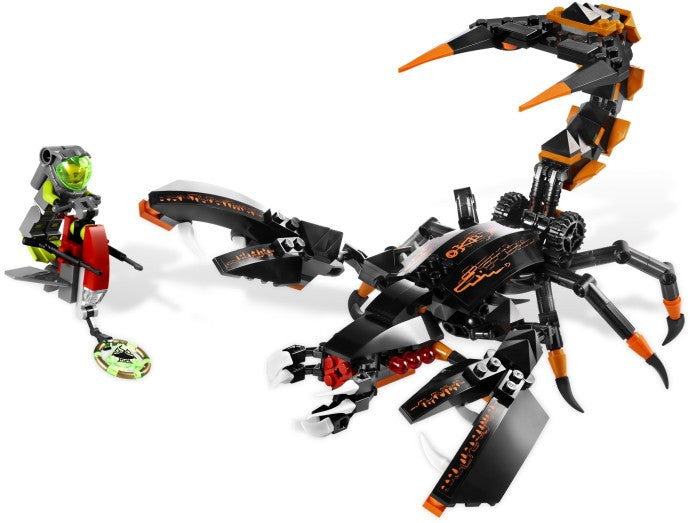 8076-1 LEGO (Used) Deep Sea Striker