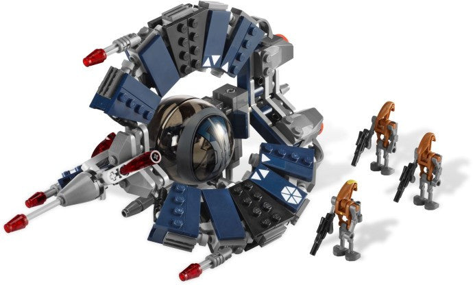 8086-1 LEGO (Used) Droid Tri-Fighter