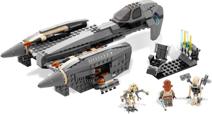 8095-1 LEGO (Used) General Grievous' Starfighter