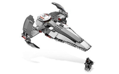 7663-1 LEGO (Used) Sith Infiltrator