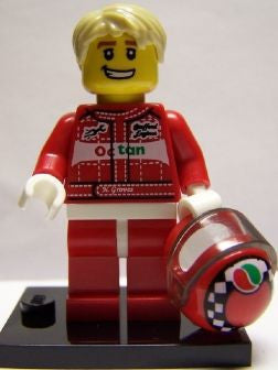 LEGO col03-11 Race Car Driver