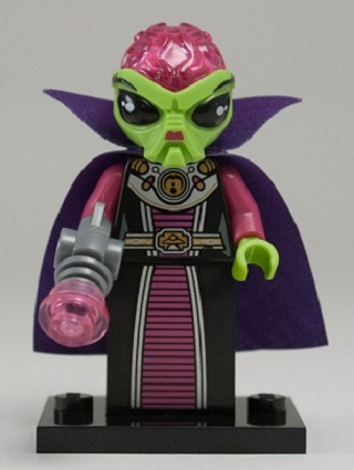 LEGO col08-16 Alien Villainess